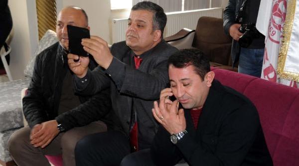 Tokatspor'da Galatasaray Mutluluğu