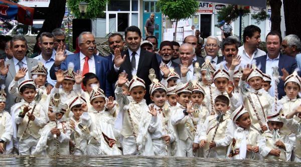 Tokat'ta 150 Çocuk Sünnet Ettirildi