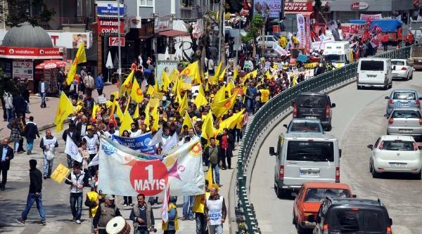 Tokat'ta 1 Mayıs Manzaraları