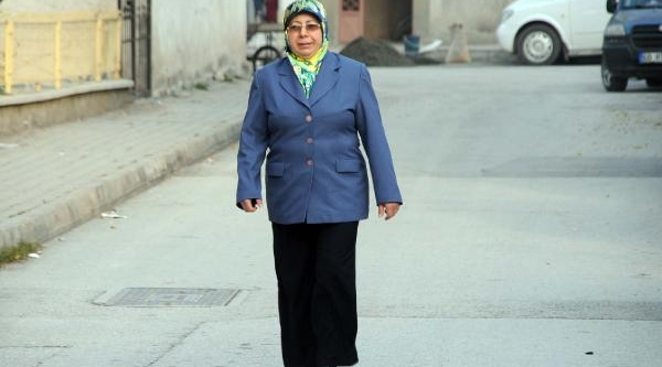 Tokat'ta 4 Çocuk Annesi Muhtar Adayi