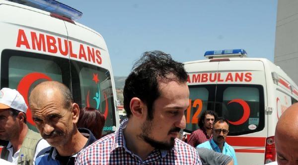 Tokat'ta Doktora Saldırı