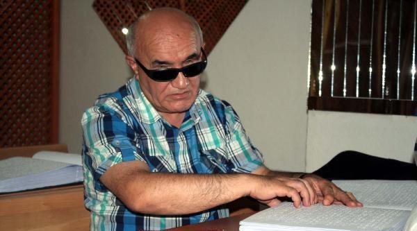 Tokat'ta Görme Engelliler İçin Kur'an-ı Kerim Kursu