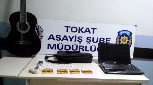 Tokat'ta Hırsızlık İddiasiyla 5 Kişi Tutuklandı