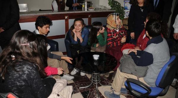 Tokat'ta Yabanci Dil Konuşulan Kafe