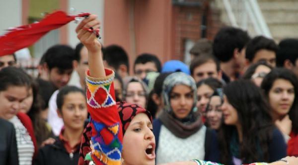 Tokat'ta Yağmur Altında Hıdırellez Coşkusu