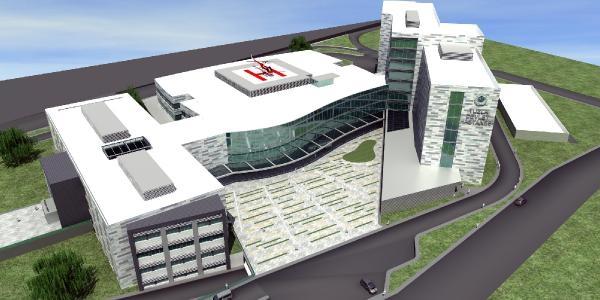 Toki, 78 Yeni Hastane Inşa Edecek