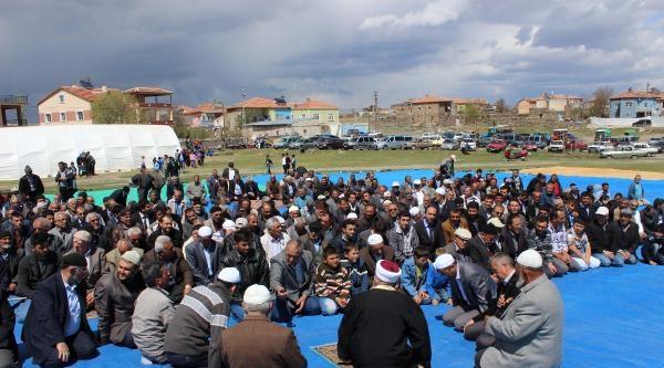 Tomarza'da Yağmur Duası