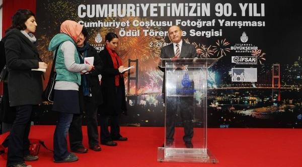 Topbaş'dan 'onaltidokuz Kuleleri' Açiklamasi: Yargiya Herkes Saygili Olacaktir (1)