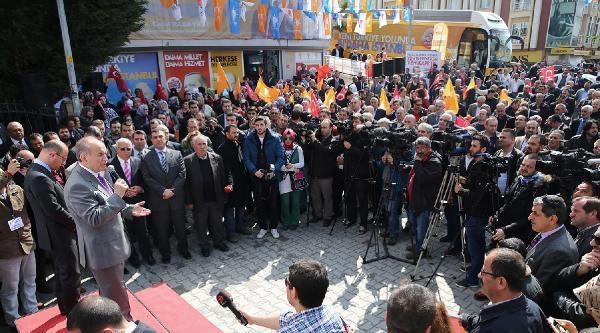 Topbaş'tan Büyükçekmece'ye Metrogar Projesi