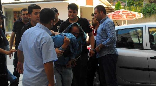 Torbacı Kadınlara Çocuklariyla Birlikte Gözaltı