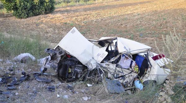 Torbalı'da Kaza: 4 Ölü, 2 Yaralı - Fotoğraflar