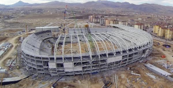 Torku Konyaspor 64 Yıllık Stadına Veda Etti
