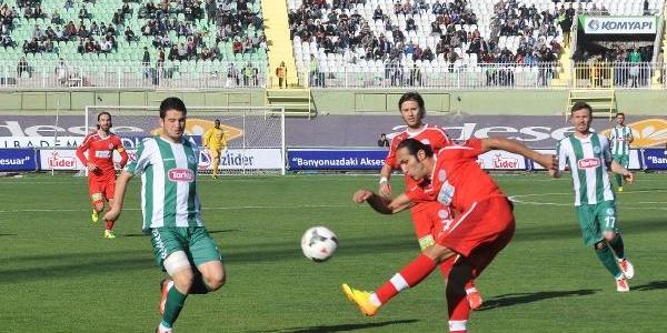 Torku Konyaspor - Antalyaspor Fotoğraflari