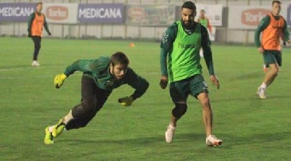 Torku Konyaspor Beşiktaş Maçinin Hazirliklarini Sürdürüyor