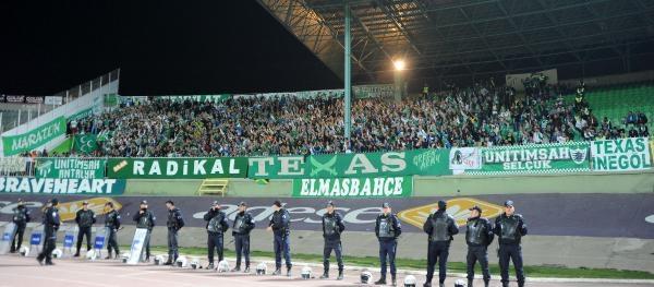 Torku Konyaspor-Bursaspor Ek Fotoğraflari