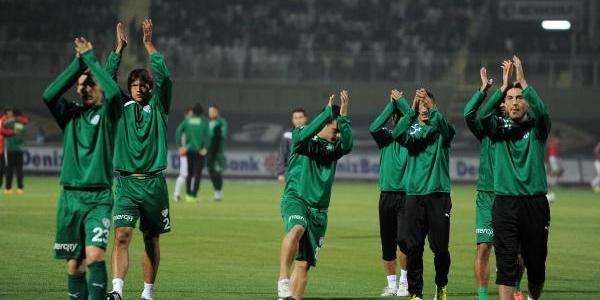 Torku Konyaspor-Bursaspor Fotoğraflari