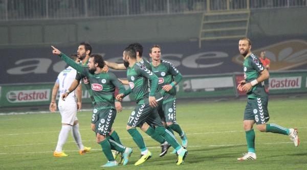 Torku Konyaspor- Çaykur Rizespor Maçi Ek Fotoğraf