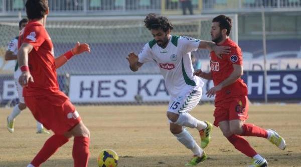 Torku Konyaspor-Eskişehirspor Fotoğraflari