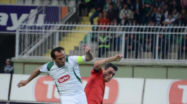 Torku Konyaspor-kayserispor Fotoğrafları