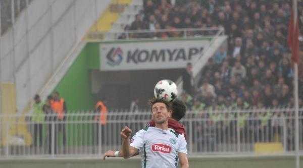 Torku Konyaspor- Trabzonspor Fotoğrafları