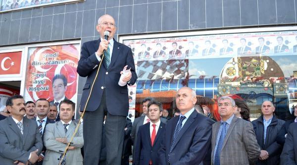 Toskay'dan Hükümete Sert İfadeler