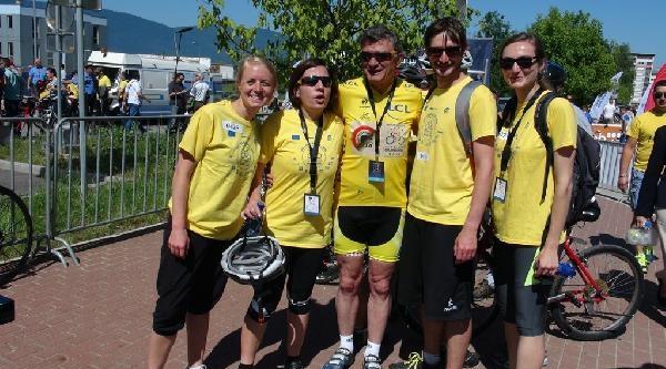 Tour De France'ın Bosna Ayağı Gerçekleşti