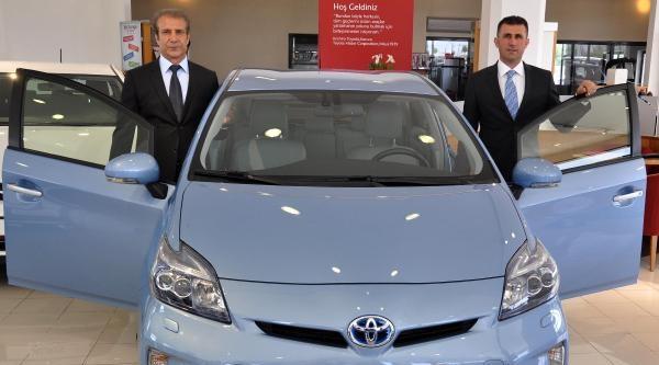 Toyota Türkiye Turuna Sivas'tan Başladı