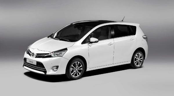 Toyota'nin Dizel Motorlu Verso Modeli Adapazari'nda Üretilecek