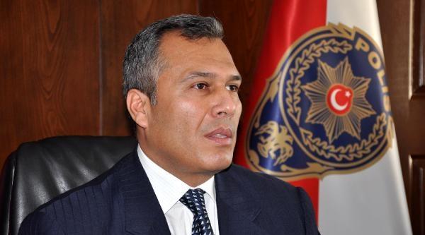 Trabzon Emniyet Müdürü Göreve Başladi