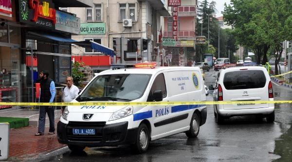 Trabzon'da Araçtan Ateş Açtılar, Kaldırımda Yürüyenleri Vurdular