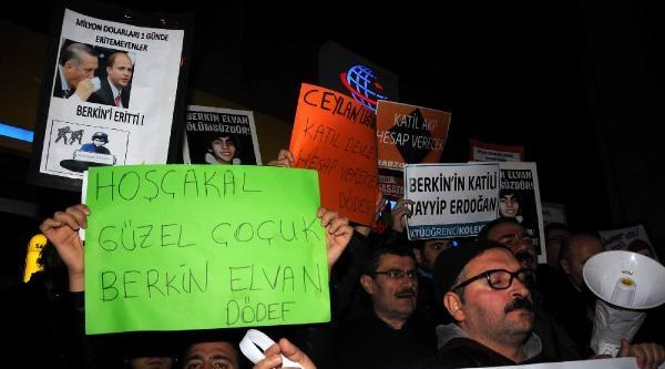 Trabzon'da Berkin Elvan İçin Yürüyüş