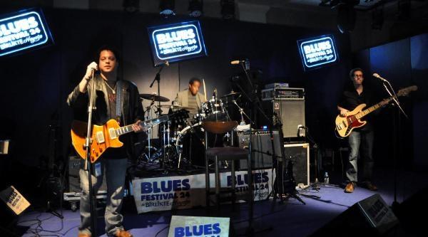 Trabzon'Da Blues Coşkusu