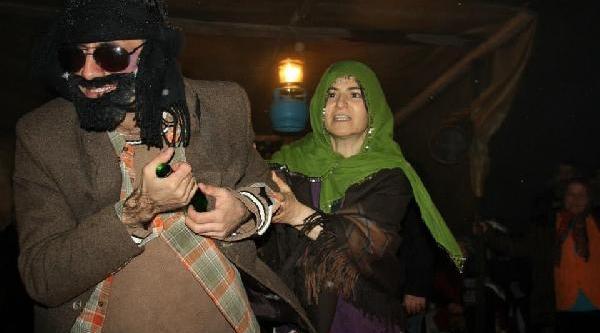 Trabzon'da 'kalandar' Kutlamasi