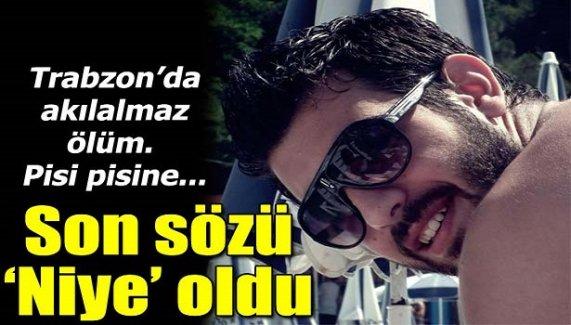 Trabzon'da kaza sonrası cinayet!