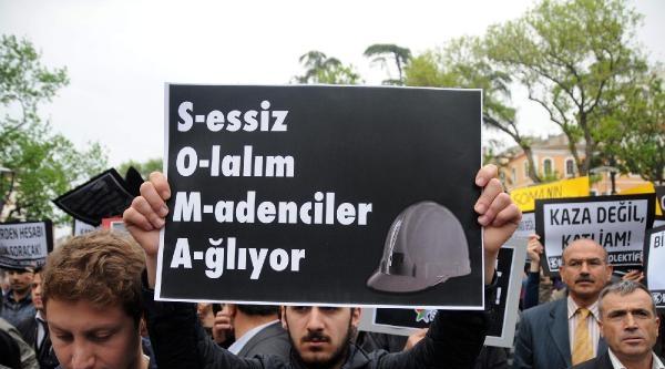 Trabzon'da Maden Kurbanları İçin Yürüyüş