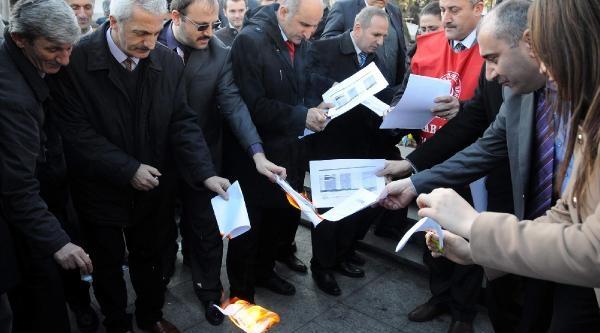 Trabzon'da Memurlar Bordro Yakti