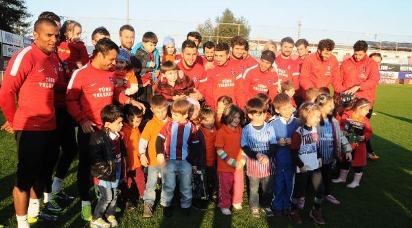 Trabzonspor 7 Eksikle Çalişti