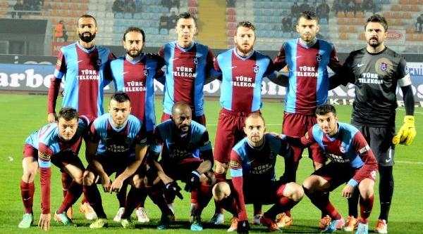 Trabzonspor - Ajax Karşilaşmasi Fotoğraflari