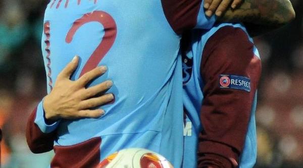 Trabzonspor - Apollon Limassol Fotoğraflari