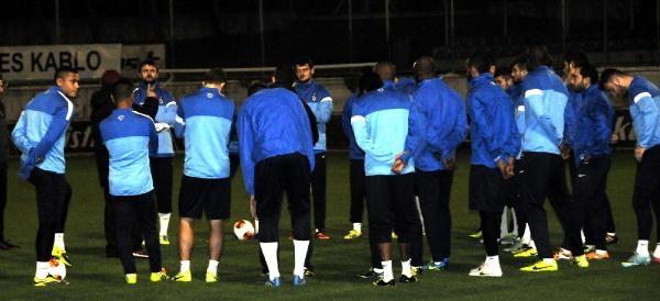 Trabzonspor Apollon Limassol Maçi Hazirliklarini Tamamladi