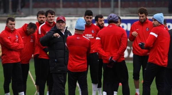 Trabzonspor Ara Vermeden Lige Döndü
