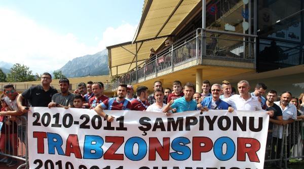 Trabzonspor - Augsburg  Fotoğrafları