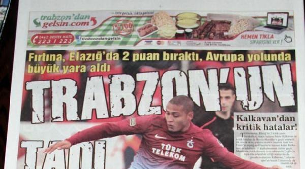 Trabzonspor Avrupa Kupalarını Zora Sokuyor