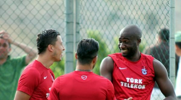 Trabzonspor, Bamba'nın Sözleşmesini Feshetti