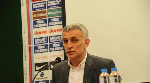 Trabzonspor Başkanı Açıklama Yaptı