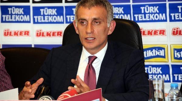 Trabzonspor Başkanindan Dha'ya Özel: