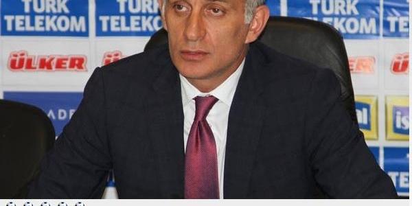 Trabzonspor Başkanindan Kadir Özcan Için Başsağliği Mesaji
