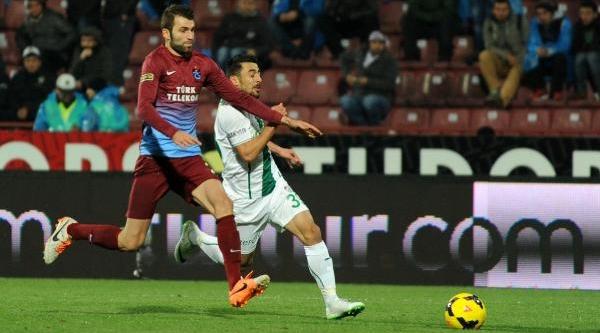 Trabzonspor-Bursaspor Ek Fotoğraflari