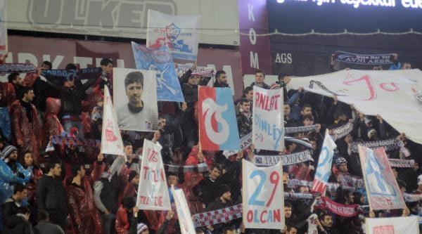 Trabzonspor - Bursaspor Maç Fotoğraflari