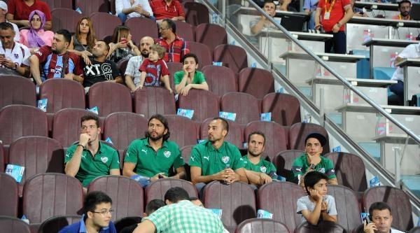 Trabzonspor - Bursaspor Özel Maç Fotoğrafları
